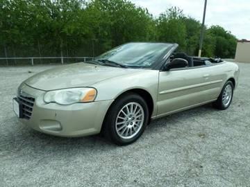 2006 Chrysler Sebring for sale in San Antonio TX