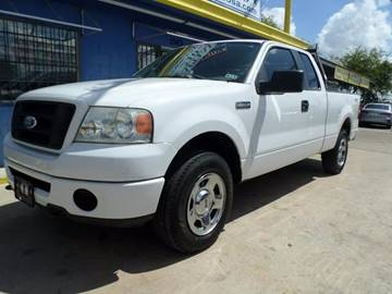 2007 Ford F-150 for sale in San Antonio TX