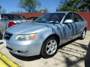 2006 Hyundai Sonata for sale in San Antonio TX