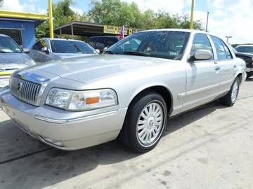 2008 Mercury Grand Marquis for sale in San Antonio, TX