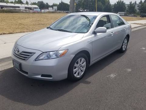 2007 Toyota Camry Hybrid for sale in Portland, OR