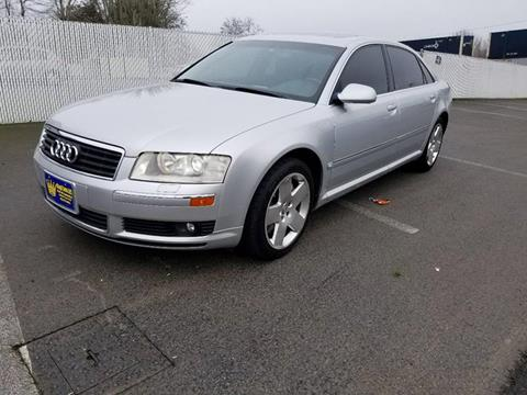 2005 Audi A8 For Sale