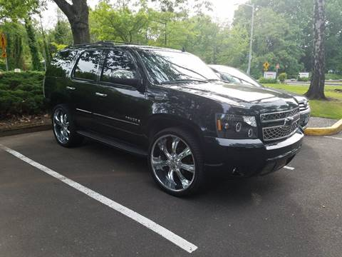 2007 Chevrolet Tahoe for sale at Kingz Auto LLC in Portland OR