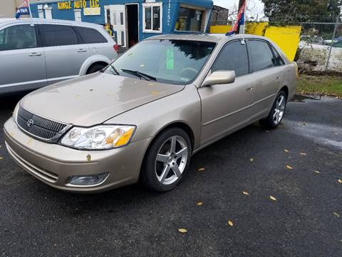 2002 Toyota Avalon for sale at Kingz Auto LLC in Portland OR