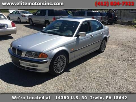 2001 BMW 3 Series for sale in Irwin, PA