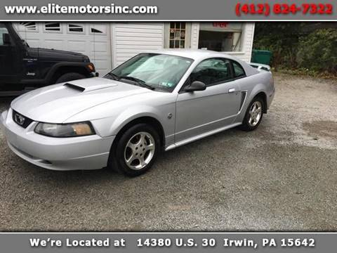 2004 Ford Mustang for sale in Irwin, PA