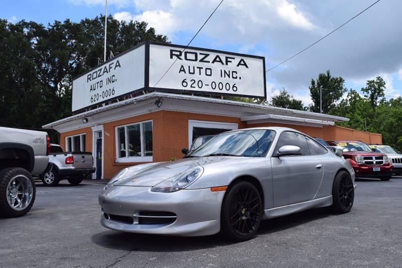 Porsche 911 2001 Carrera 2dr Coupe