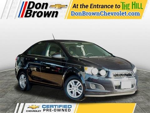 2015 Chevrolet Sonic for sale in Saint Louis, MO