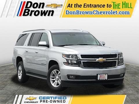 2018 Chevrolet Suburban For Sale In Saint Louis Mo