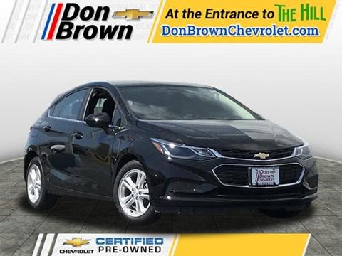2017 Chevrolet Cruze For Sale In Saint Louis Mo