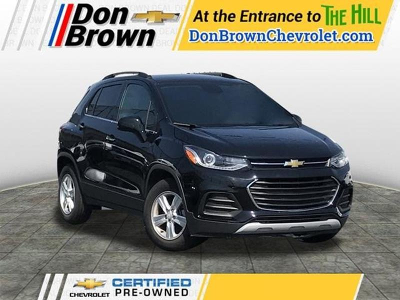 2018 Chevrolet Trax Lt 4dr Crossover In Saint Louis Mo Don