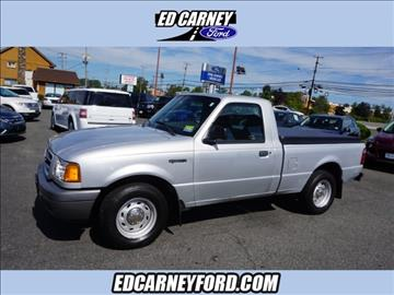 2002 Ford Ranger for sale in East Hanover, NJ