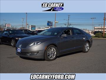 2014 Lincoln MKZ for sale in East Hanover, NJ