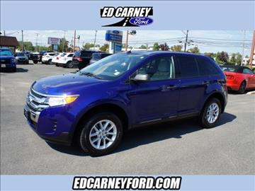 2013 Ford Edge for sale in East Hanover, NJ