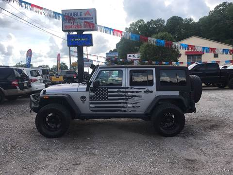 2013 Jeep Wrangler Unlimited for sale in Easley, SC