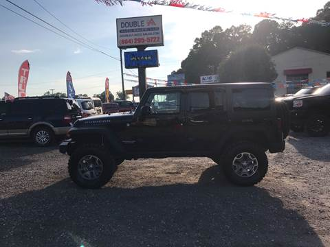 2011 Jeep Wrangler Unlimited for sale in Easley, SC