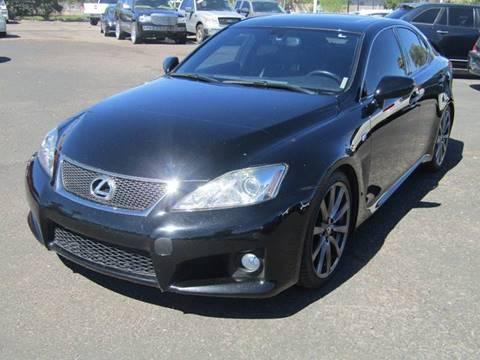 2008 Lexus IS F for sale in Phoenix, AZ