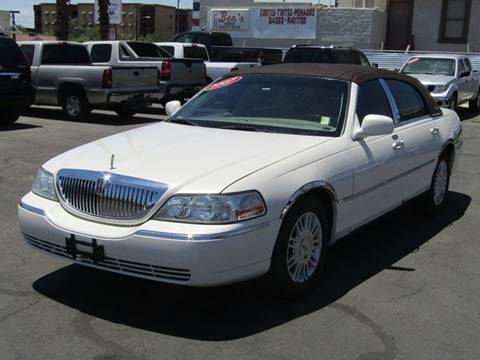 2007 lincoln town car for sale. Black Bedroom Furniture Sets. Home Design Ideas