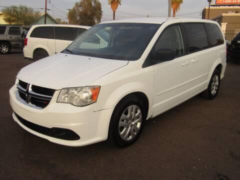2014 Dodge Grand Caravan for sale at More Info Skyline Auto Sales in Phoenix AZ