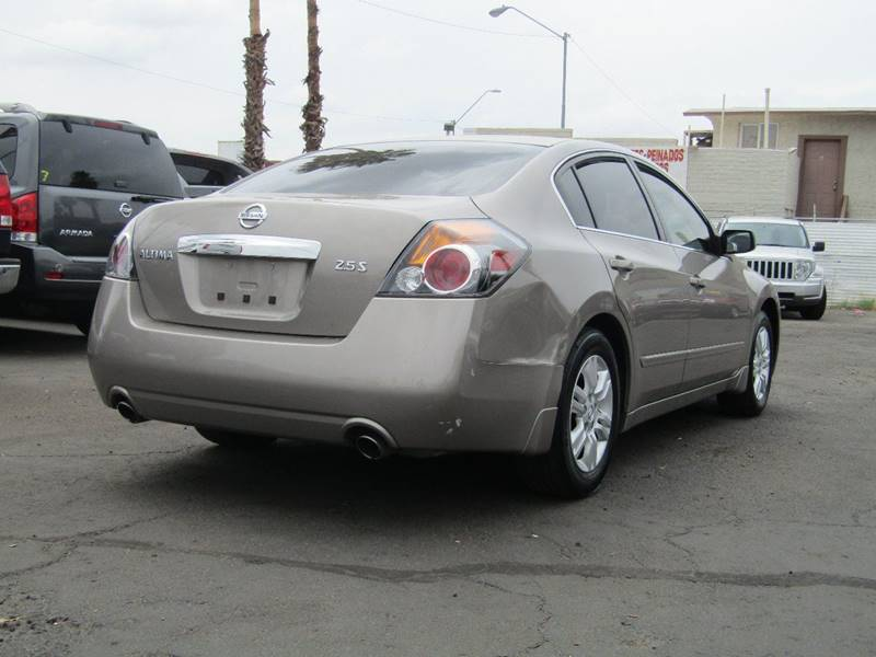 2011 Nissan Altima 25 S 4dr Sedan In Phoenix Az More Info Skyline