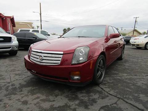 2005 Cadillac CTS for sale in Phoenix, AZ