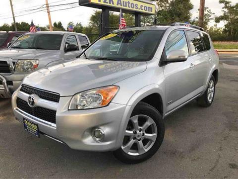 2012 Toyota RAV4 for sale in Beltsville, MD