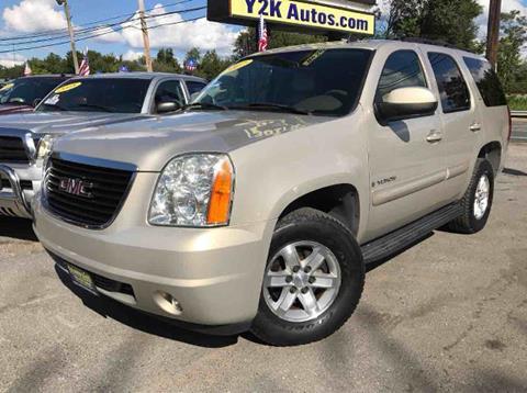 2007 GMC Yukon for sale in Beltsville, MD