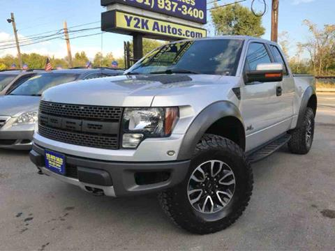 2012 Ford F-150 for sale in Beltsville, MD