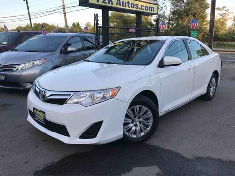 2013 Toyota Camry for sale in Beltsville, MD