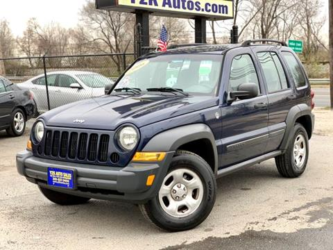 2006 Jeep Liberty for sale in Beltsville, MD