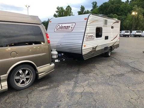 2015 Coleman Expedition LT 16FBS for sale in Ithaca, NY