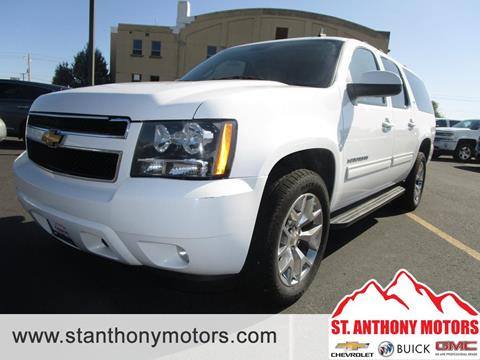2010 Chevrolet Suburban for sale in Saint Anthony, ID