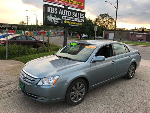 2007 Toyota Avalon for sale at KBS Auto Sales in Cincinnati OH