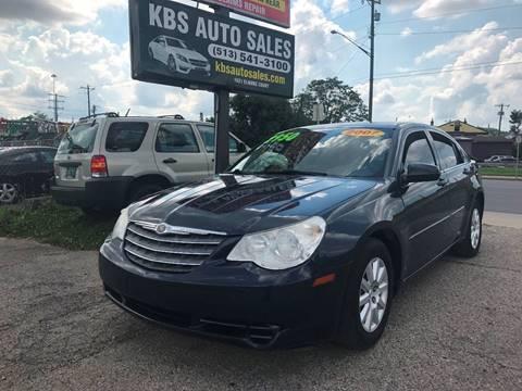 2007 Chrysler Sebring for sale at KBS Auto Sales in Cincinnati OH