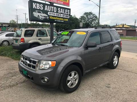 2011 Ford Escape for sale at KBS Auto Sales in Cincinnati OH