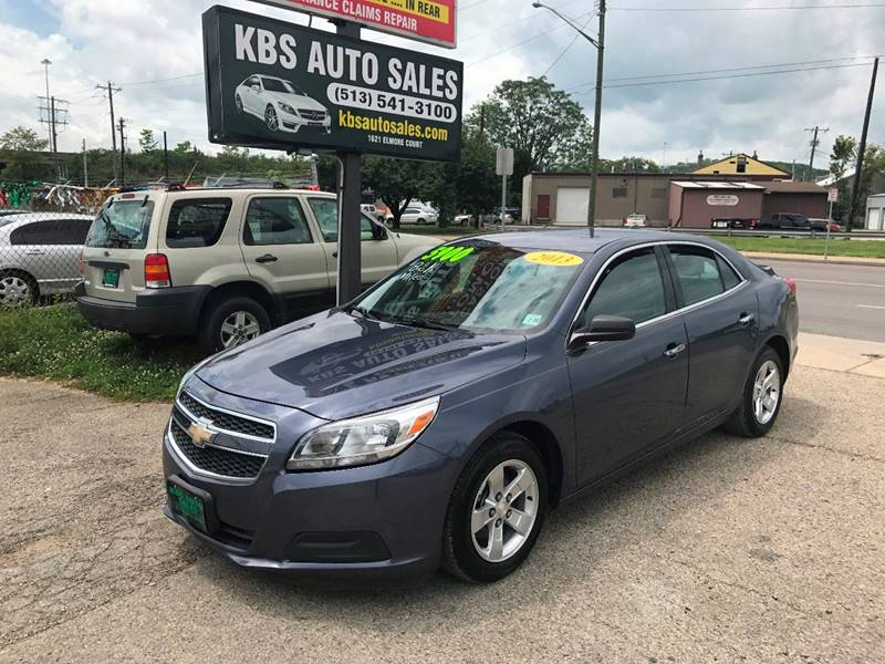 2013 Chevrolet Malibu Ls 4dr Sedan In Cincinnati Oh Kbs