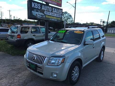 2008 Mercury Mariner for sale in Cincinnati, OH