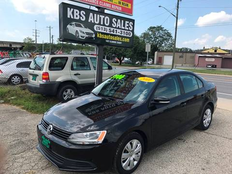 2011 Volkswagen Jetta for sale at KBS Auto Sales in Cincinnati OH