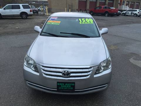 2006 Toyota Avalon for sale at KBS Auto Sales in Cincinnati OH
