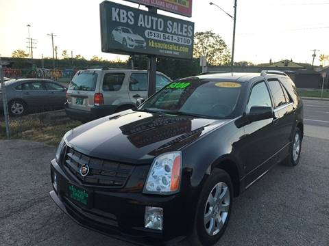 2008 Cadillac SRX for sale at KBS Auto Sales in Cincinnati OH