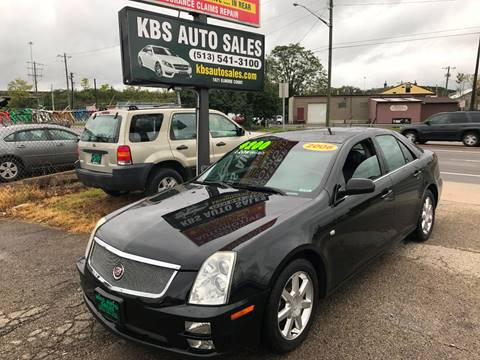 2006 Cadillac STS for sale at KBS Auto Sales in Cincinnati OH