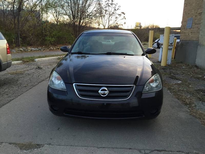 2004 Nissan Altima 2.5 S 4dr Sedan   Cincinnati OH