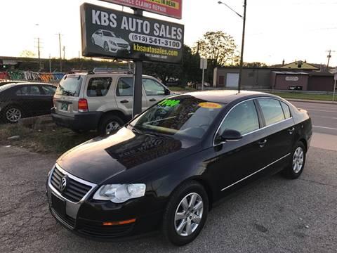 2006 Volkswagen Passat for sale at KBS Auto Sales in Cincinnati OH