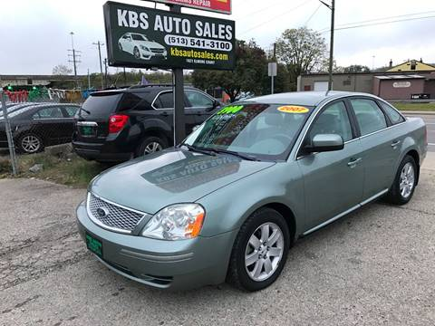 2007 Ford Five Hundred for sale at KBS Auto Sales in Cincinnati OH