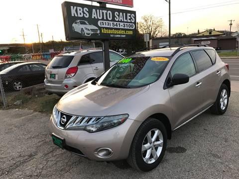 2009 Nissan Murano for sale at KBS Auto Sales in Cincinnati OH