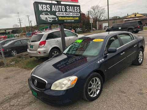 2008 Buick Lucerne for sale at KBS Auto Sales in Cincinnati OH
