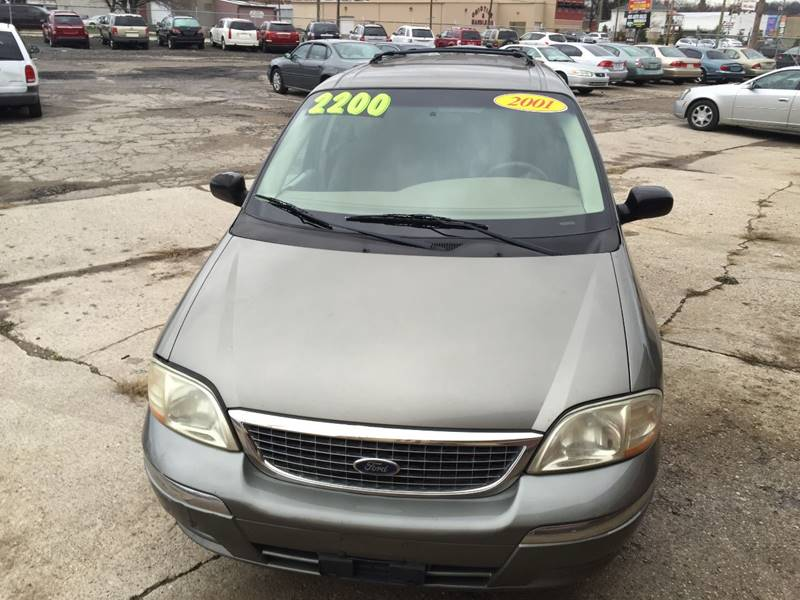 2001 ford windstar se 4dr mini van in cincinnati oh kbs auto sales 2001 ford windstar se 4dr mini van in