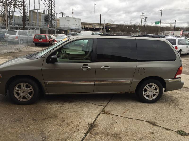 2001 Ford Windstar Se 4dr Mini Van In Cincinnati Oh Kbs Auto Sales