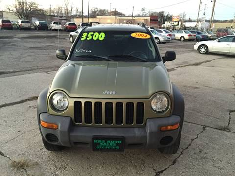 2004 Jeep Liberty for sale at KBS Auto Sales in Cincinnati OH