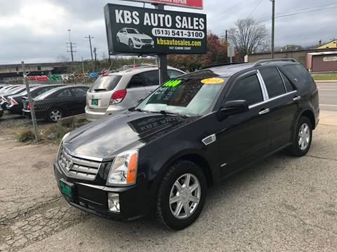 2004 Cadillac SRX for sale at KBS Auto Sales in Cincinnati OH